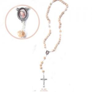 Medjugorje stone rosary