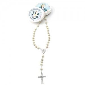 Rosary chained with original jasmine