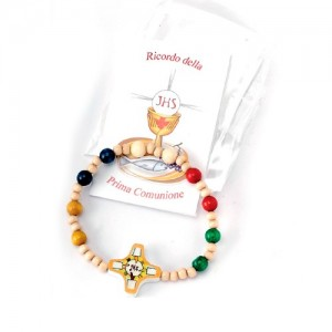 Wooden missionary bracelet
