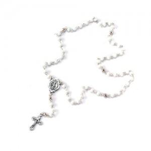 Rosary glass bead