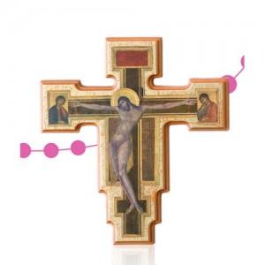 Croce in legno Cimabue