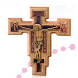 Croce in legno Giotto