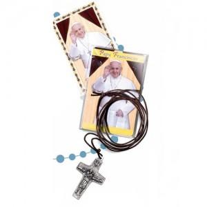 Croce Vescovile Buon Pastore di Vedele con cordoncino