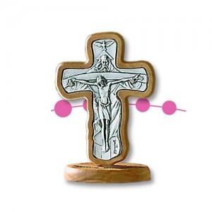 Croce della SS.Trinità con scafo in Ulivo