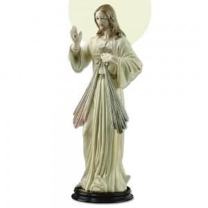 Statua di Gesù Misericordioso