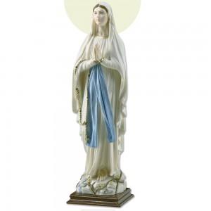 Statua della Madonna di Lourdes