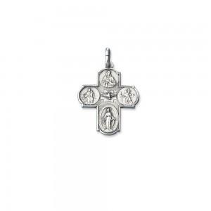 Croce Scapolare in argento