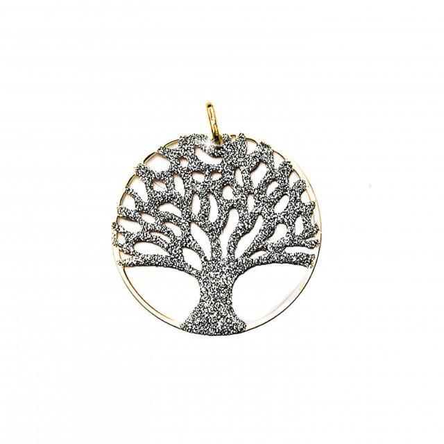 Tree of Life Golden Medal