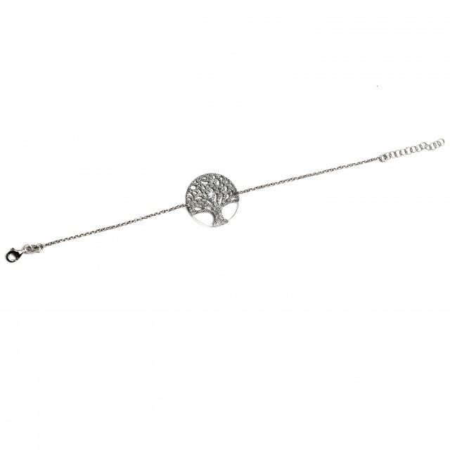 Bracelet with Tree of Life