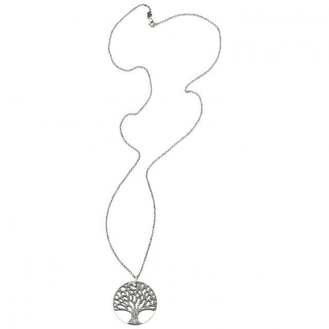 Tree of Life Silver Medal