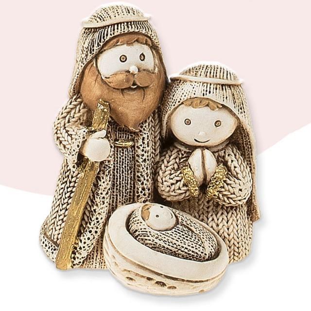 Nativity in Resin