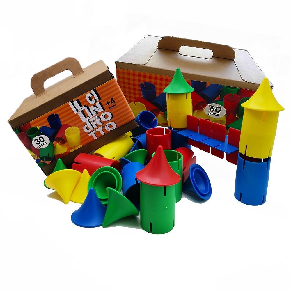 Il Cilindrotto costruzioni per bambini
