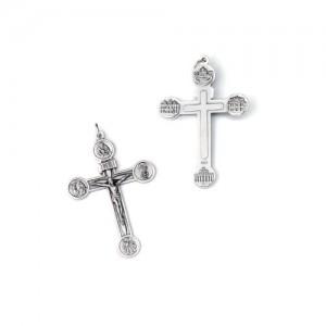 Croce metallo 4 Basiliche