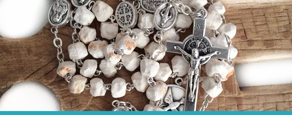 ROSARIES AND ROSARY HOLDERS